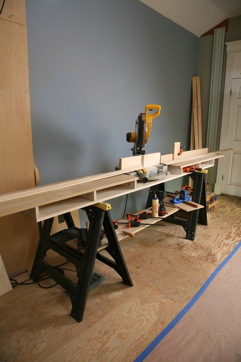 "Thread: 12"" 15A Compound Miter Saw...Tips, Tricks, Accessories?"