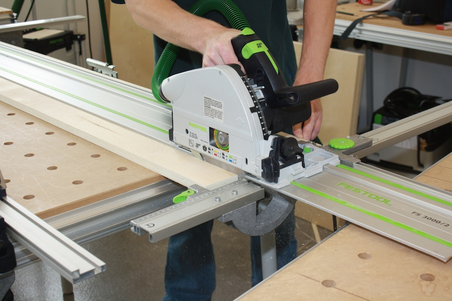 What I Learned At Festool Cabinet Training Class