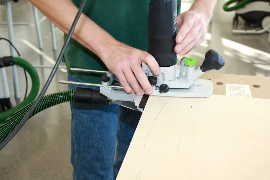 What I Learned At Festool Cabinet, Building Kitchen Cabinets With Festool Domino