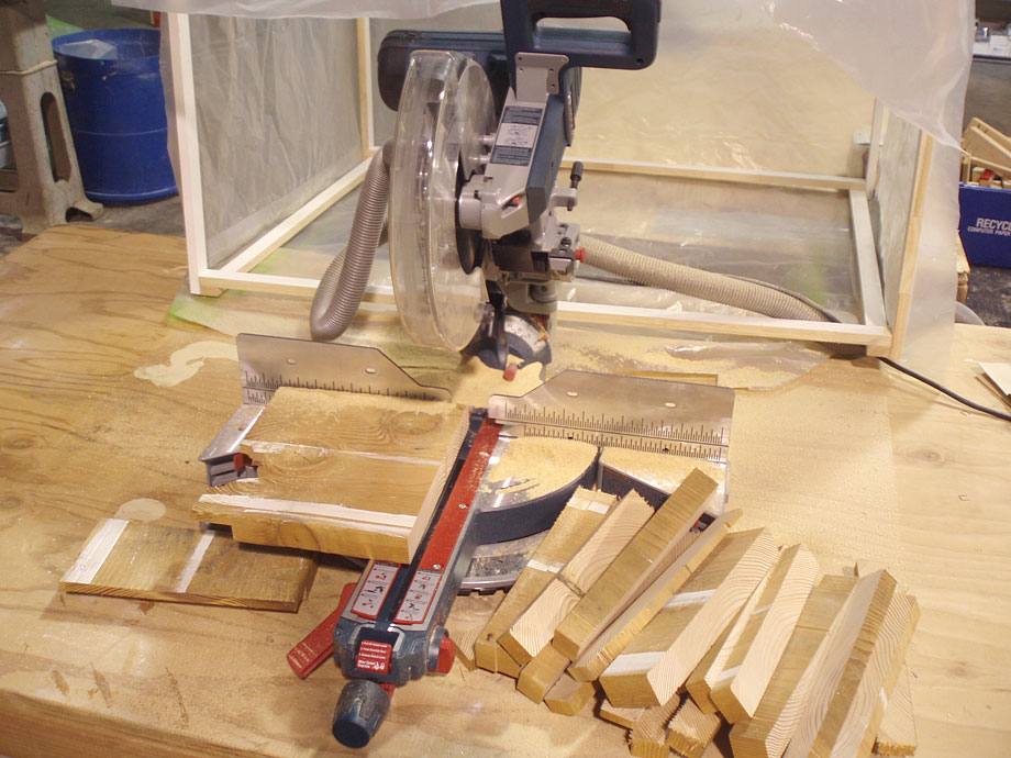 The New Bosch Axial Glide Miter Saw Thisiscarpentry