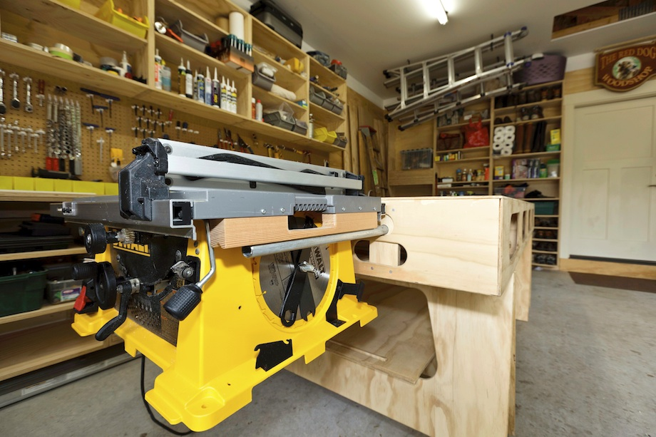Enjoyable The Ultimate Work Bench Thisiscarpentry Ibusinesslaw Wood Chair Design Ideas Ibusinesslaworg