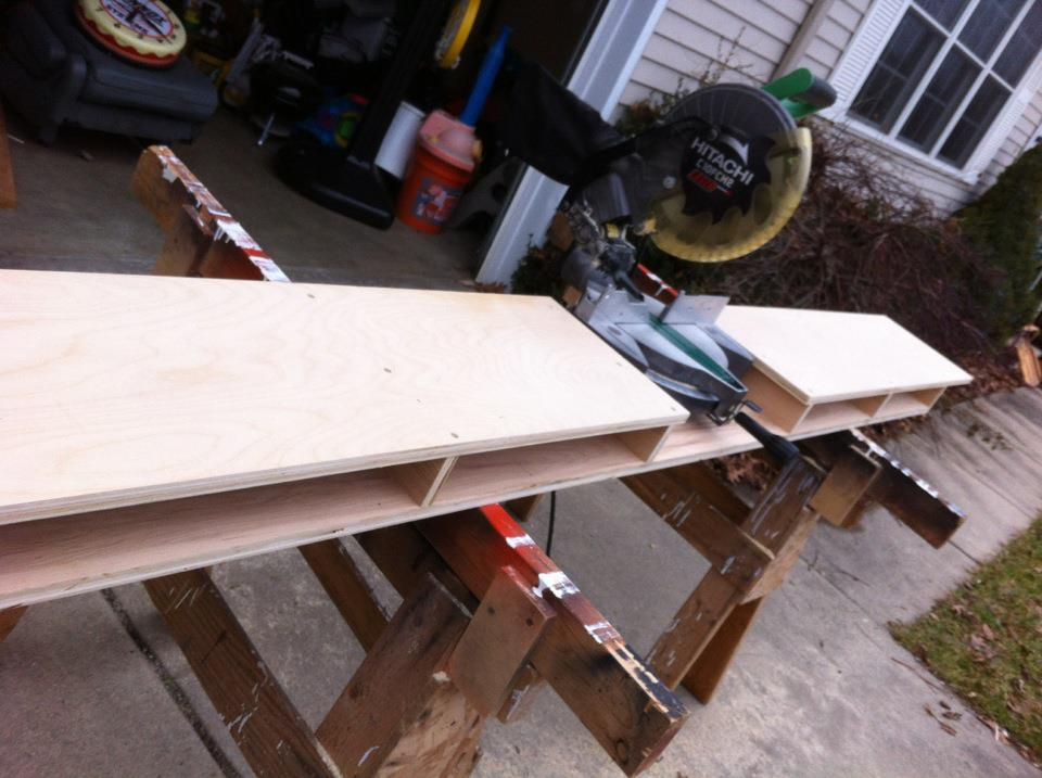 Make A Miter Saw Work Station Part 1 Thisiscarpentry