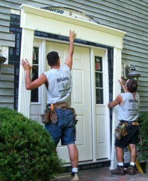 Exterior Door Trim Installation : Intercasher.info