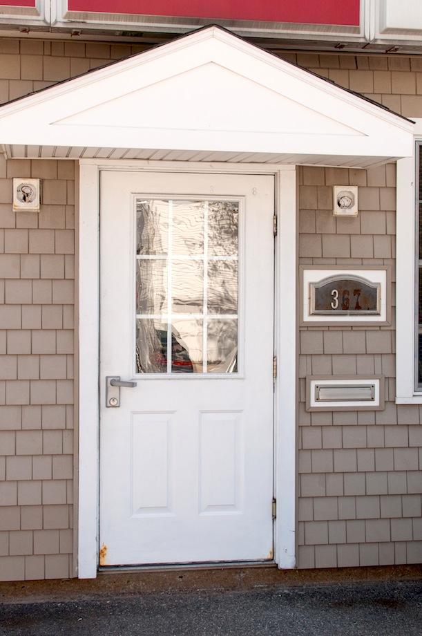 Installing a commercial steel door thisiscarpentry - Commercial aluminum exterior doors ...