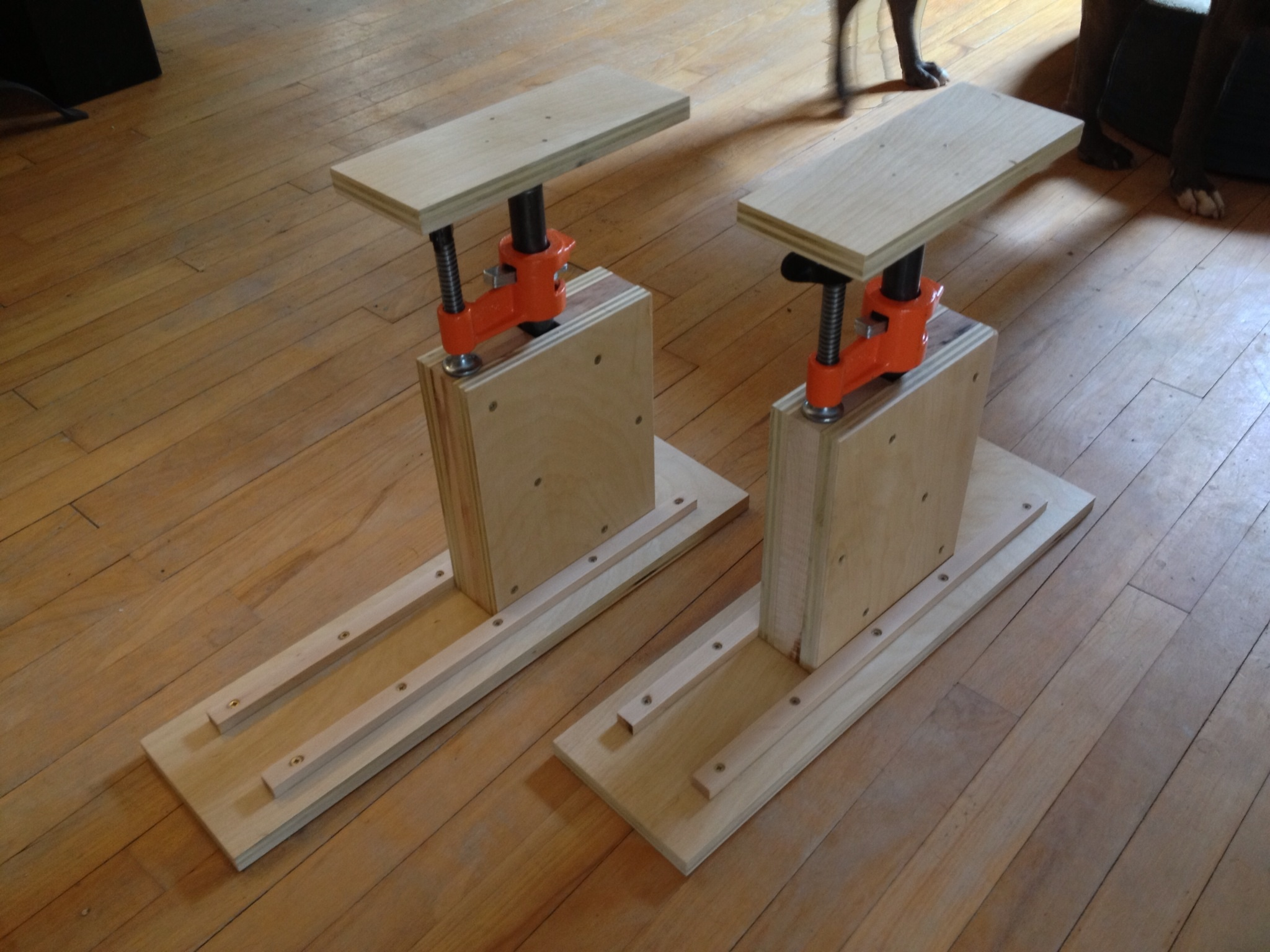 Super Wicked Awesome Cabinet Jacks