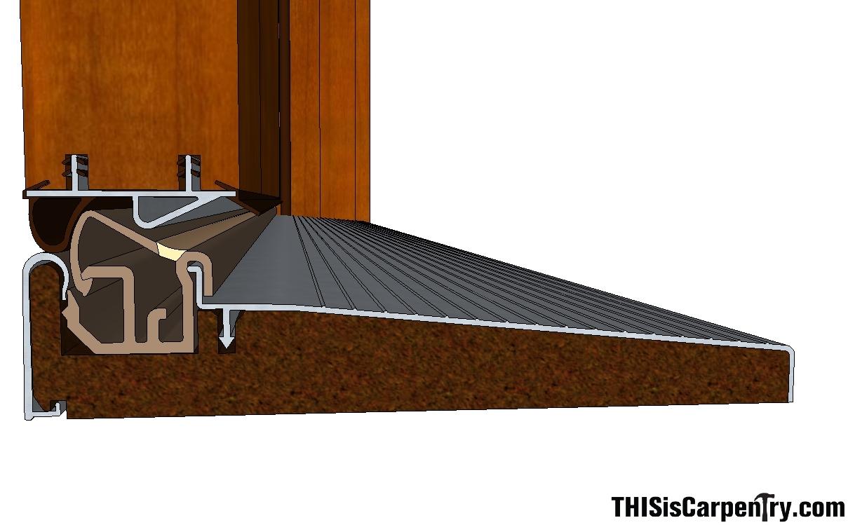 Endura S Articulating Threshold Thisiscarpentry