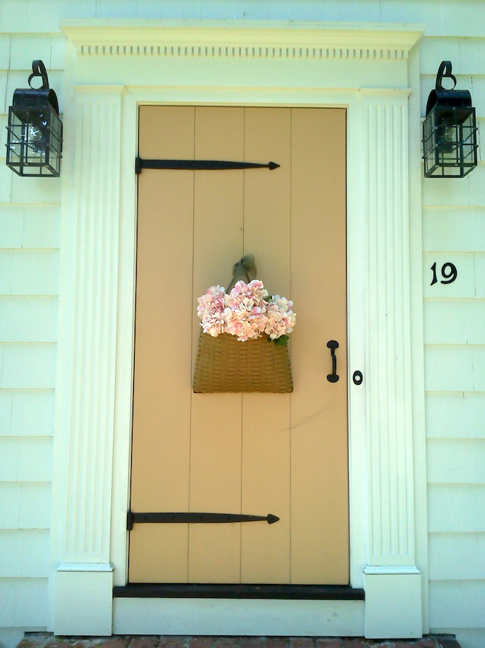 Wood Storm Doors : Another wooden storm door thisiscarpentry