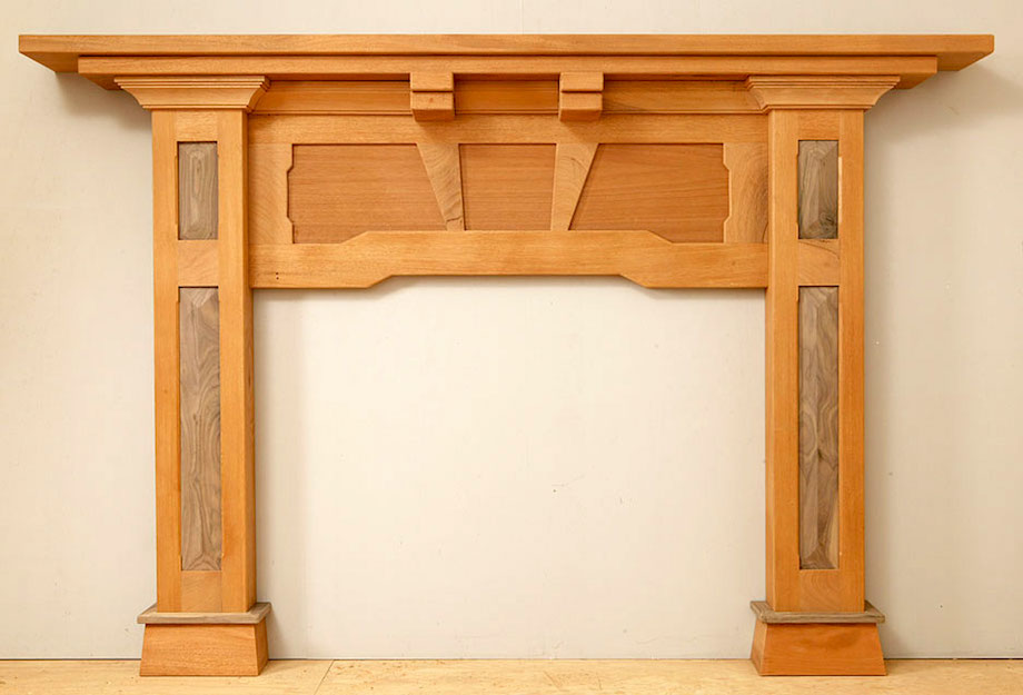 Arts And Crafts Fireplace Mantel Designs