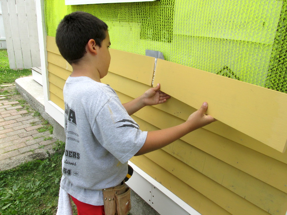 Installing Clapboard Siding Thisiscarpentry