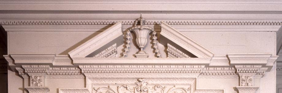 Humphrey Sommers_MainParlor-CU Pediment-1