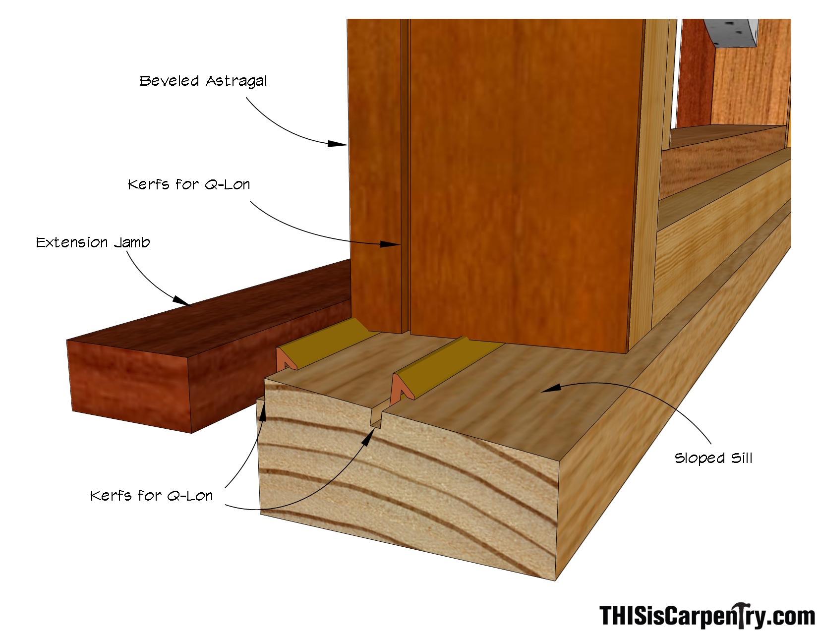 Firewood Doors 2B-1